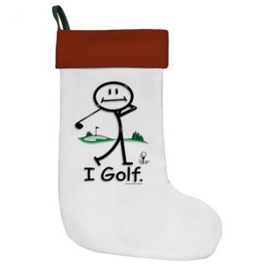 golf_christmas_stocking