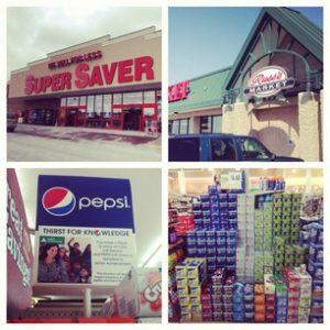 Pepsi-B&R Store pic