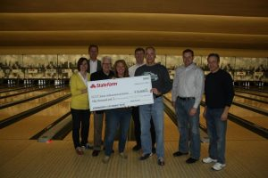 State Farm Check Presentation 2014